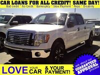 2012 Ford F-150 XTR * AWD * TRUCK LOANS FOR ALL CREDIT