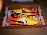 New Nike Football boots size 6