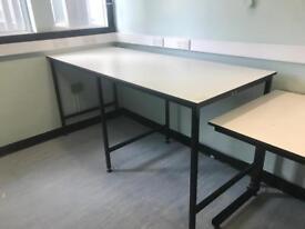 Trespa Lab Tables -Job Lot