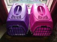 Pet Carriers FREE