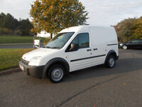 FORD TRANSIT CONNECT L230 DIESEL VAN BRILLIANT WHITE 2005 BARGAIN ONLY 1450 *LOOK* PX/DELIVERY