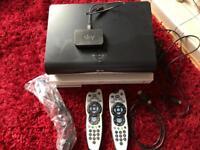 Sky+ HD Pack - bargain £25 the lot!