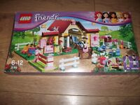 brand new Lego Friends stable