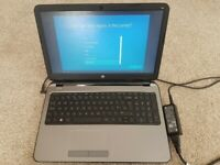 HP 255 G3 laptop 15.6 inch widescreen in full working order