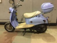 Direct bikes 50cc retro scooter 2016 spares or repair
