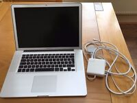 "Apple Macbook Pro 15"", early 2011, quad core i7, 16GB RAM, 250GB SSD, antiglare screen"