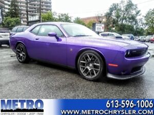 2016 Dodge Challenger 392 HEMI R/T Scat Pack - LOADED