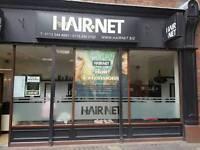 Hairdresser/hairstylist rent a chair leeds city centre