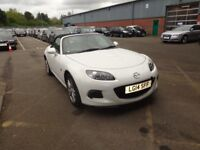 MAZDA MX-5 1.8i SE 2dr [Air Con] (white) 2014