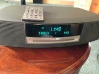 Bose iwave CD player