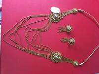 Ladies necklace.