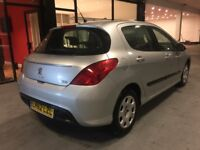 2012 62 PEUGEOT 308 1.6 HDI £20 tax a year ! VERY CLEAN CAR BARGAIN! FIRST TO SEE WILL BUY!