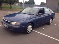 TOYOTA CARINA E 1.8 1 YEARS MOT APRIL 2017 DRIVES VERY GOOD OWNER HAD THE CAR FOR 12 YEARS