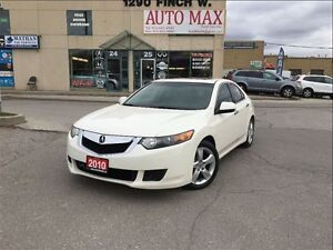 2010 Acura TSX Great Condition, clean Carproof