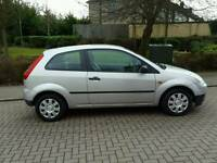Ford fiesta 1.2 low miles