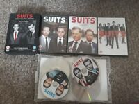 All 6 seasons of Suits - starring meghan markle