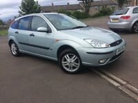 🚙FULL AUTOMATIC 2004 FORD FOCUS 1.6 PETROL ✅ MOT TILL JULY 2018 ✅ ONLY ONE PREVIOUS OWNER