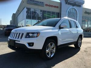 2016 Jeep Compass High Altitude - Leather- Power Sunroof - Navig