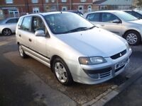 MITSUBISHI SPACE STAR 1.6 AUTO -SOLD WITH A NEW MOT & CAMBELT