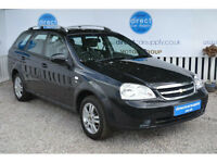 CHEVROLET LACETTI Can't get car finance? Bad credit, unemployed? We can help!
