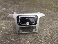 Ford s max galaxy Sony MP3 CD player