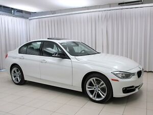 2013 BMW 3 Series 328i x-DRIVE AWD SPORTLINE TURBO w/ MOONROOF &