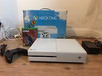 Xbox One 500GB White Console