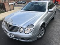 Mercedes-Benz E Class 3.0 E280 CDI *Automatic*Diesel 7G-Tronic ,2007,Mot,serviced,hpi clear,2 keys
