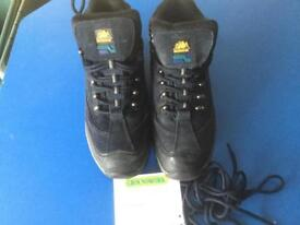 Walking Boots or Working Boots with toe protectors Ladies Size 7