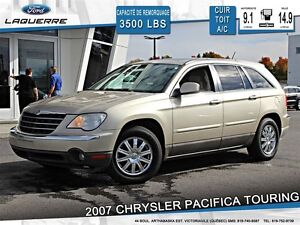 2007 Chrysler Pacifica **TOURING*CUIR*7 PASSAGERS*TOIT*CRUISE*A/