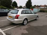 2007 TOYOTA AVENSIS ESTATE 2007 T4 2.2 Diesel- 1 Year MOT - Drives Good