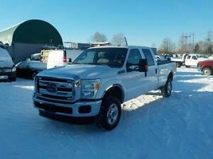 2012 Ford F-350 SuperDuty XLT Crew Cab Long Bed 4WD
