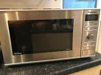 Panasonic inverter microwave and grill