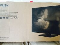 """BRAND NEW in box BUSH 32""""inches LED TV FULL HD with FREEVIEW INBUILT"""
