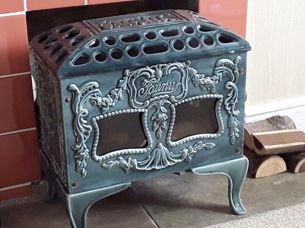 wood burner faunus enamel stove beautiful french stove bio fire
