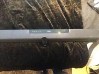 Philips sound bar and remote £20