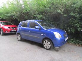 Kia Picanto 2004 Model. Drive's perfectly, in wonderful condition