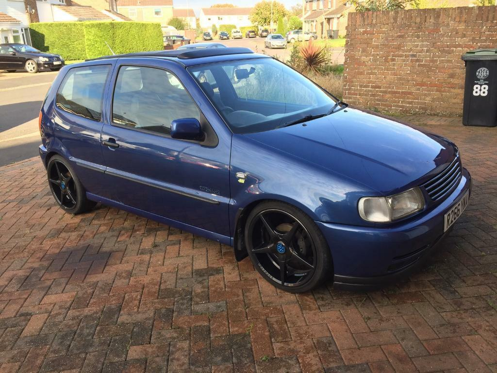 volkswagen polo 6n 1 6 open air 3dr 1997 in rushden northamptonshire gumtree. Black Bedroom Furniture Sets. Home Design Ideas
