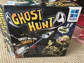 Ghost hunt the game