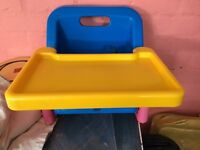 Safety 1st booster tray Highchair chair fixing seat