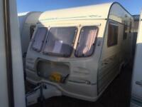 4 BERTH AVONDALE DART WITH MORTOR MOVER AND AWNING WE CAN DELIVER PLZ VIEW LOVELY