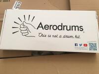 New - Aerodrums complete kit. Unwanted gift