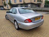 2008 Jaguar X-Type 2.2 D DPF S 4dr @7445775115