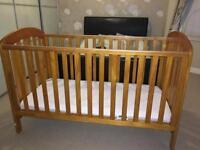 Mamas and Papas cot / toddler bed