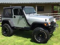 4.0 JEEP WRANGLER GRIZLY