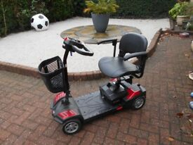 Drive car boot mobility scooter