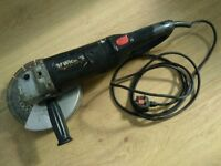 Wickes 230mm 9 inch angle grinder