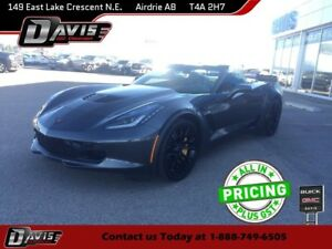 2017 Chevrolet Corvette Z06 0% FINANCING, NAVIGATION, HEADS U...