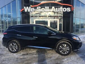 2016 Nissan Murano SL AWD*LOADED* *LEATHER *CLEAN HISTORY