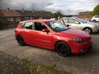 For sale or swap Mazda 3